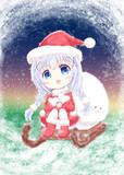サンタの時間です☆