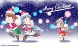 【艦これ】東京クリスマス急行 '20【五月雨/比叡/御蔵】