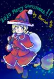 クリスマス魔理沙