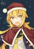 クリスマスの皐月サンタだよ!