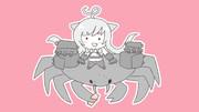 戦艦新棲姫ちゃん
