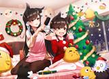 アズールレーン クリスマス愛宕&リトル愛宕
