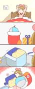 ホエルコとホエルオーのクリスマスドッキリ