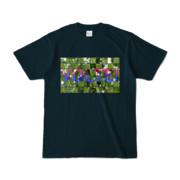 Tシャツ | ネイビー | VOLTEI_Grass