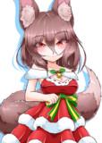 クリスマスキツネ