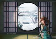 雪見広島城