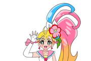 2021年のトロピカル〜ジュ!プリキュアの主役プリキュアはキュアサマー!!