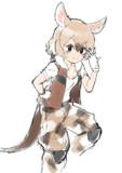 アフリカオニネズミ