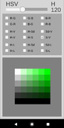 カラーマップ表示