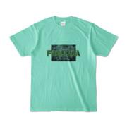 Tシャツ アイスグリーン Data_FREESIA