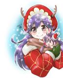 クリスマス潮