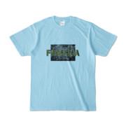Tシャツ ライトブルー Data_FREESIA