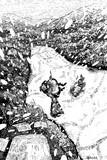 雪の幻想郷