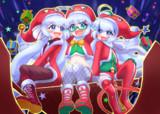 ウナちゃんクリスマス2020