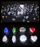 宝石セット【MMDアクセサリ配布】