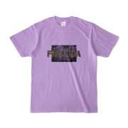 Tシャツ ライトパープル Data_FREESIA