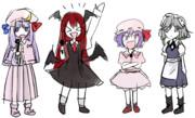 カス☆のキャラクター☆