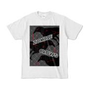 Tシャツ | アッシュ | ゾンビカラスちゃん