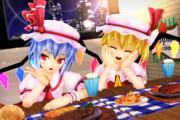 【レミフラ!】年越しは レストラン風な ディナー♪