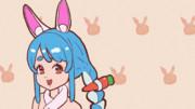 【GIFアニメ】兎田ぺこら