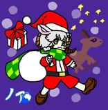 ノアくん(クリスマス衣装)