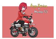 ンジュMonkey125