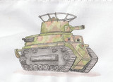愛国87号(馬鹿が戦車でやって来る)