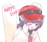 みちゅるさん!お誕生日おめでとうございます♪(2)