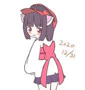 2020描き納め♪