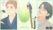 夢のクリームソーダ!/モドキ式黒岩正義&ジョニー/MMD