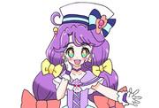 2021年の2人目のプリキュアは紫の子 キュアコーラル