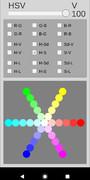 カラーマップ表示(改変版)