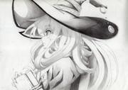 【模写】魔女の旅々 イレイナ