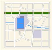EDF5浄水場簡易マップ