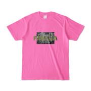 Tシャツ ピンク Data_FREESIA