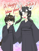 【けものフレンズ】2021年新年