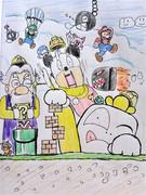 いい大人達の新春生放送  スーパーマリオメーカー 2