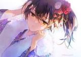 加賀さんの晴れ着姿に見惚れてたら 恥ずかしそうに目を逸らされてしまった