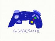GAME CUBEのコントローラー