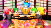 【東方ニコ楽祭・新春】一月【毎月七日はルーミアの日】