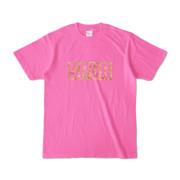 Tシャツ ピンク SPUR_Viscera
