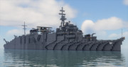 【Minecraft】潜水母艦大鯨 1941
