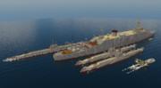 【Minecraft】日本海軍 第三潜水戦隊 開戦時