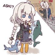 MA○VELのサメ