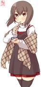 わんどろ真冬の屋外でキンッキンに冷えたアイスを食べる病弱な大鳳