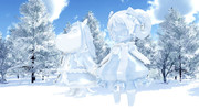 【イベント予告】MMD雪まつり2021【2021/2/4~2/11】