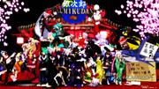 【MMD】2021年もよろしくぅ