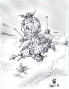 戦略戦闘襲撃型MS「キュウシキ」