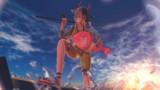 【東方ニコ童祭】日の出バック牛崎潤美【文字なしver】