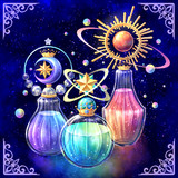 三種の魔法薬